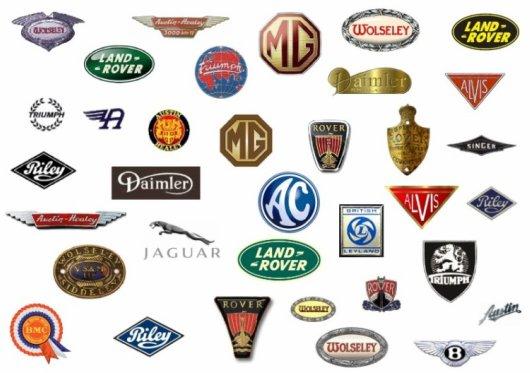 car manufacturers logos