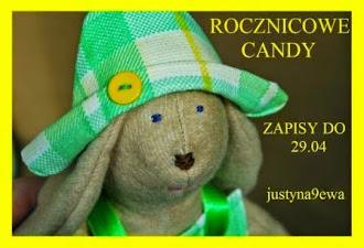 Urodzinowe candy u Justyny