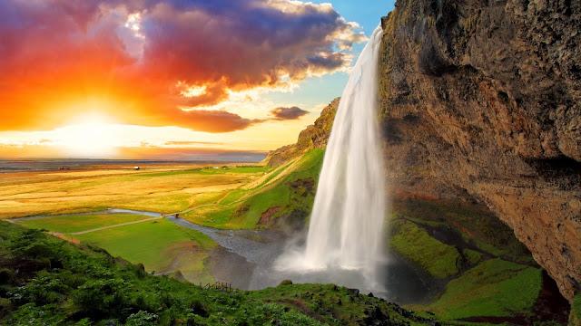 Hermosas fotos de cascadas