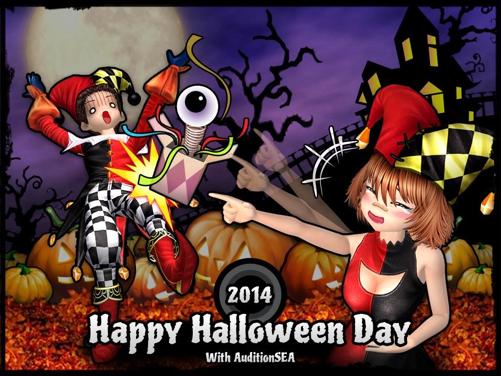 Audition sea hack 6186 october 2014 hallowen day