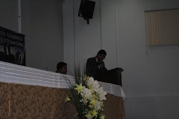 MINISTRANDO PALESTRA NO CONGRESSO DOS ADVOGADOS DA REGIÃO TOCANTINA