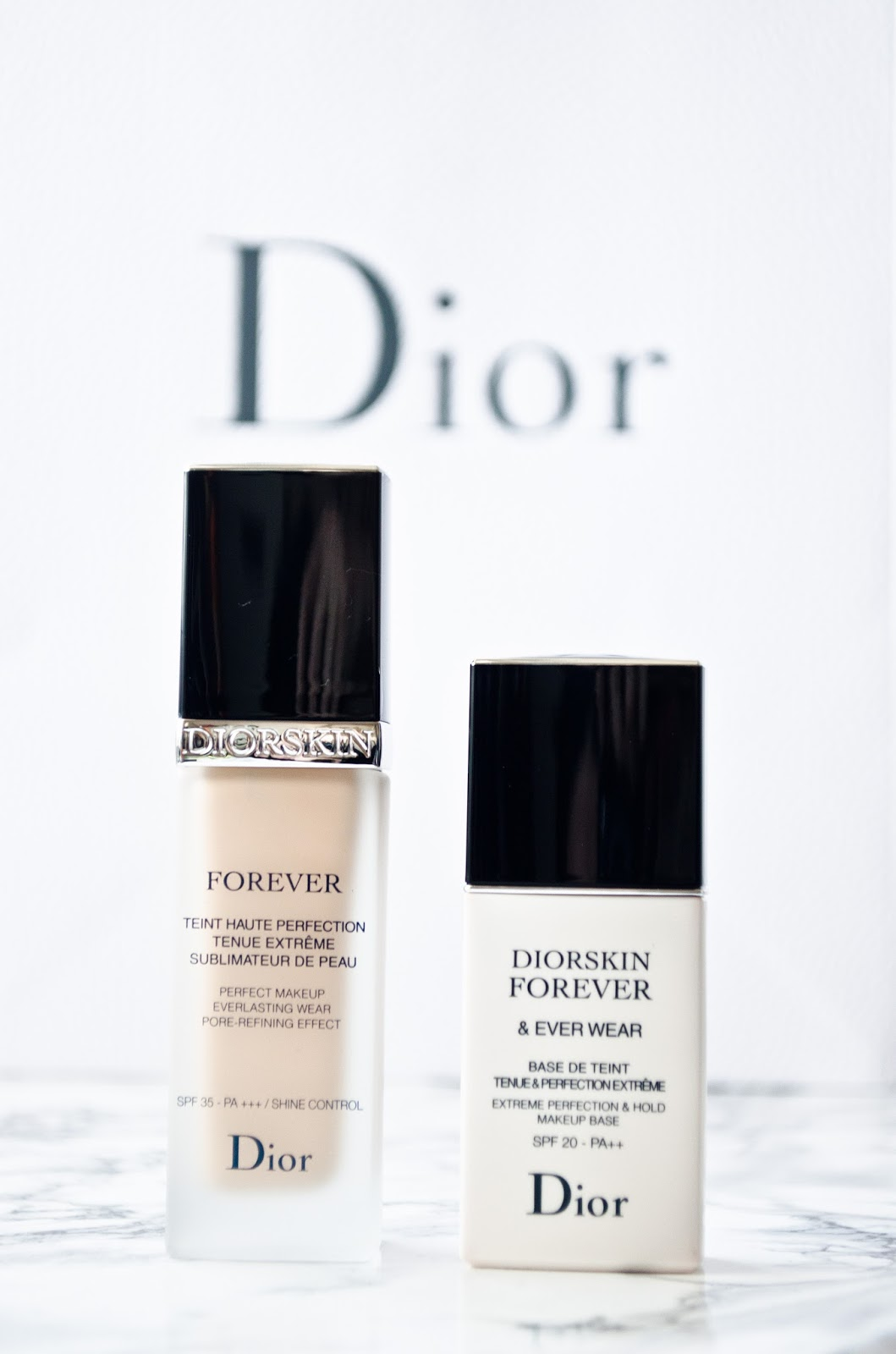 new diorskin forever perfect complexion foundation forever ever wear primer review. Black Bedroom Furniture Sets. Home Design Ideas