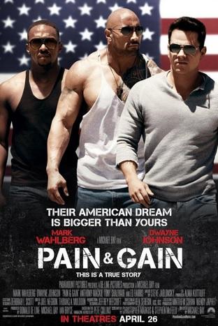 Pain & Gain 2013 Poster