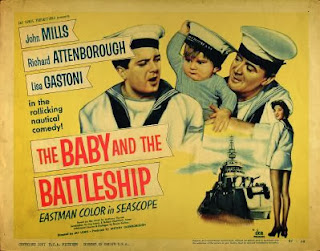 Baby and the Battleship movie poster