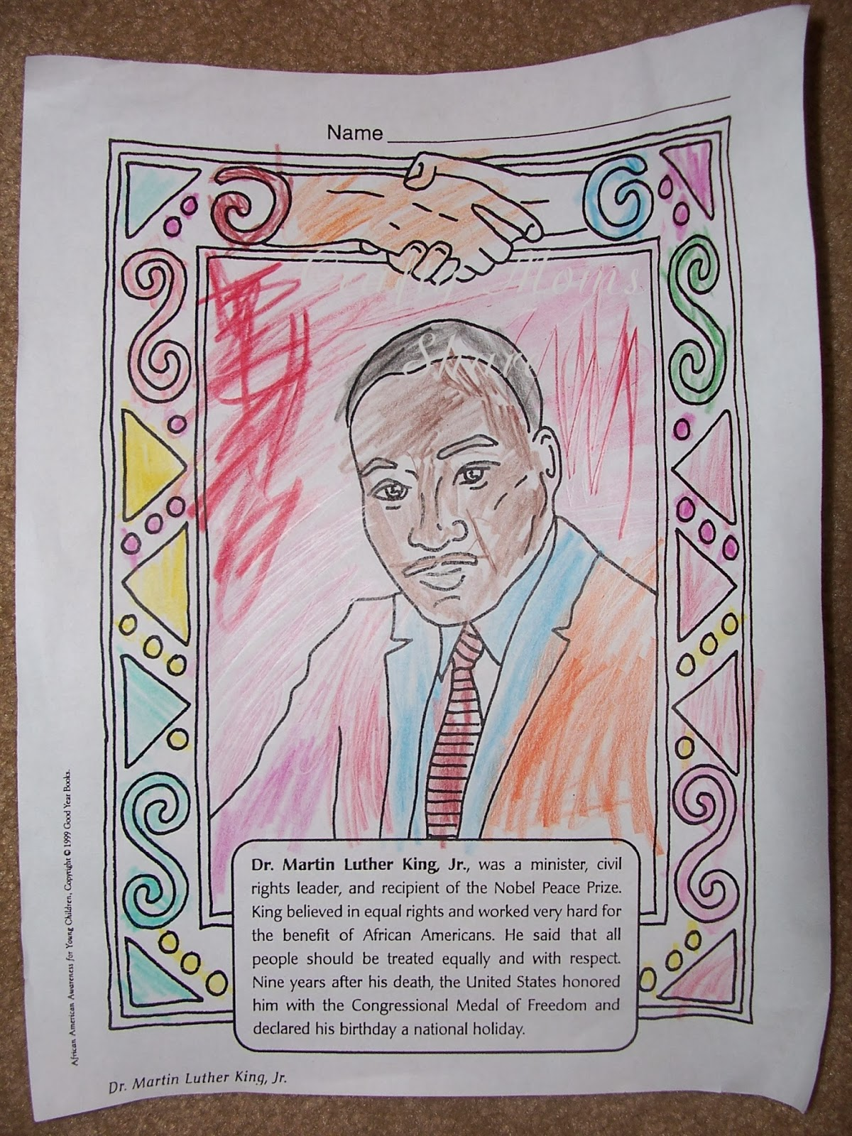 crafty moms share martin luther king jr day books and crafts