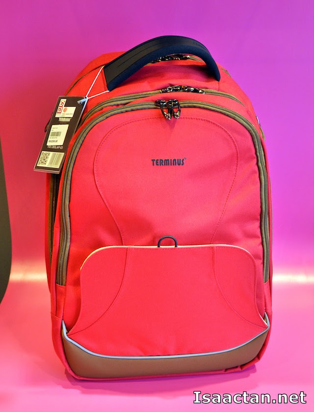 Terminus Urban Dad Backpack