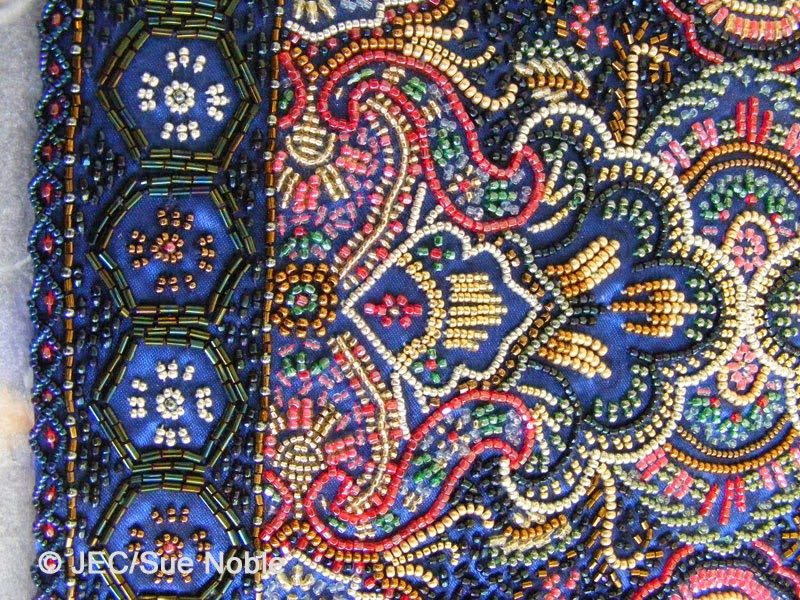 Japanese Embroidery Japanese Beading Comes To The North West