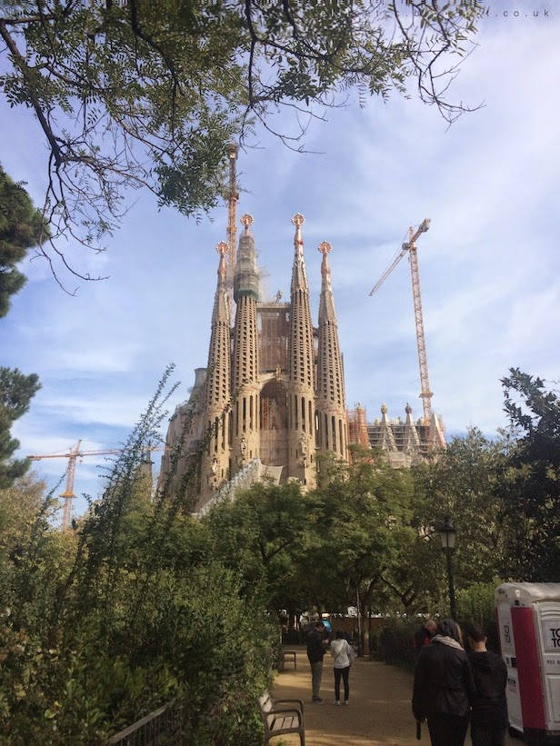 Barcelona, mojito, palm tree, Spain, travel, trip, uni, lifestyle, Catalan, Spanish, holiday, Gaudi, Sagrada Familia