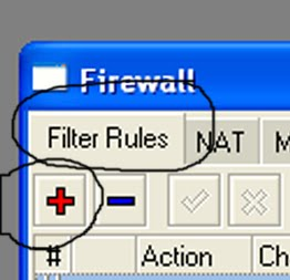 how to add host to firewall block