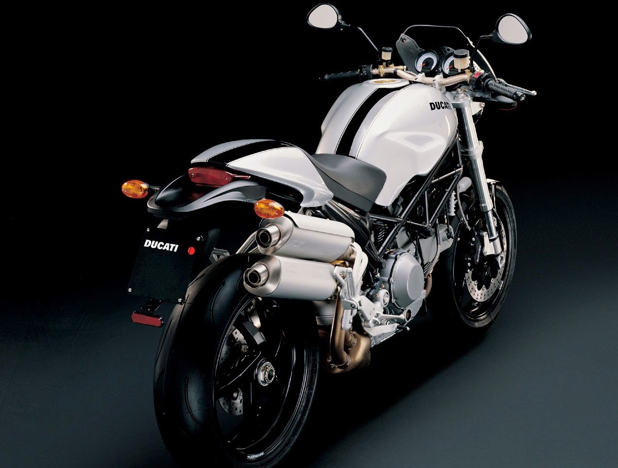 Ducati Monster Motorcycles Images