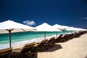 Wisata alam Pantai Pandawa Bali