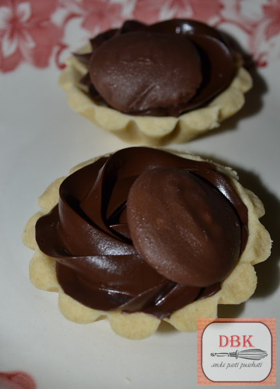Tart Coklat