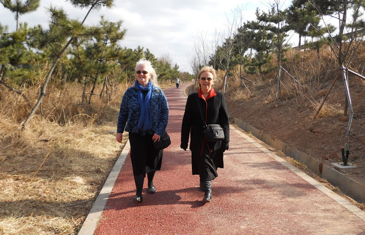 Feb. 26 in Ulsan - Sister Bagley & Jennings
