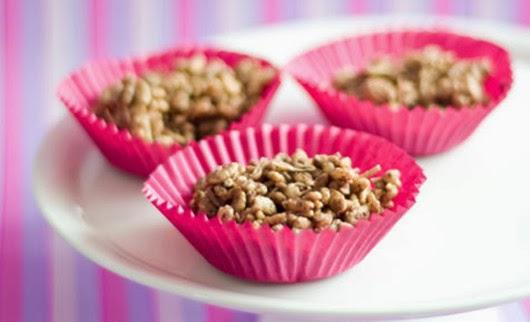 Chocolate birthday party foods idea