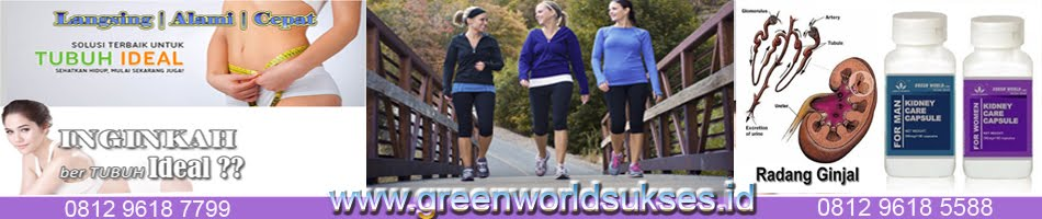 Greenworld Sukses
