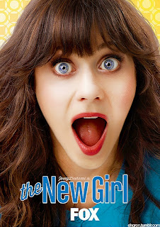 Jess de New Girl - Zooey Deschanel