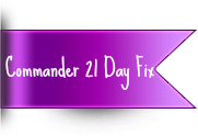 commander 21 Day Fix