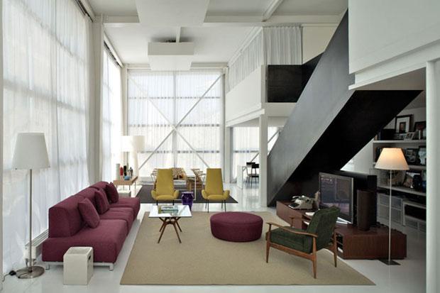 ARCHI-LOVE: Loft, Open Space, Duplex o Triplex a ogniuno il suo!