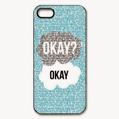 The Fault In Our Stars iPhone 5 case cover