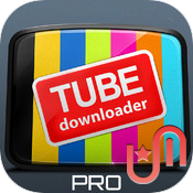Tube Downloader Pro 1.5 [IPA DOWNLOAD]