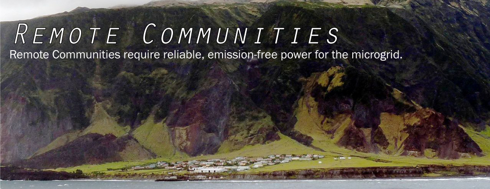 Remote Communities