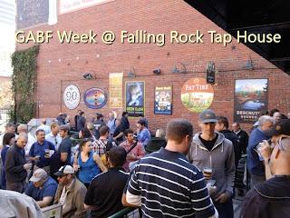 GABF Week 2013 at Falling Rock Tap House