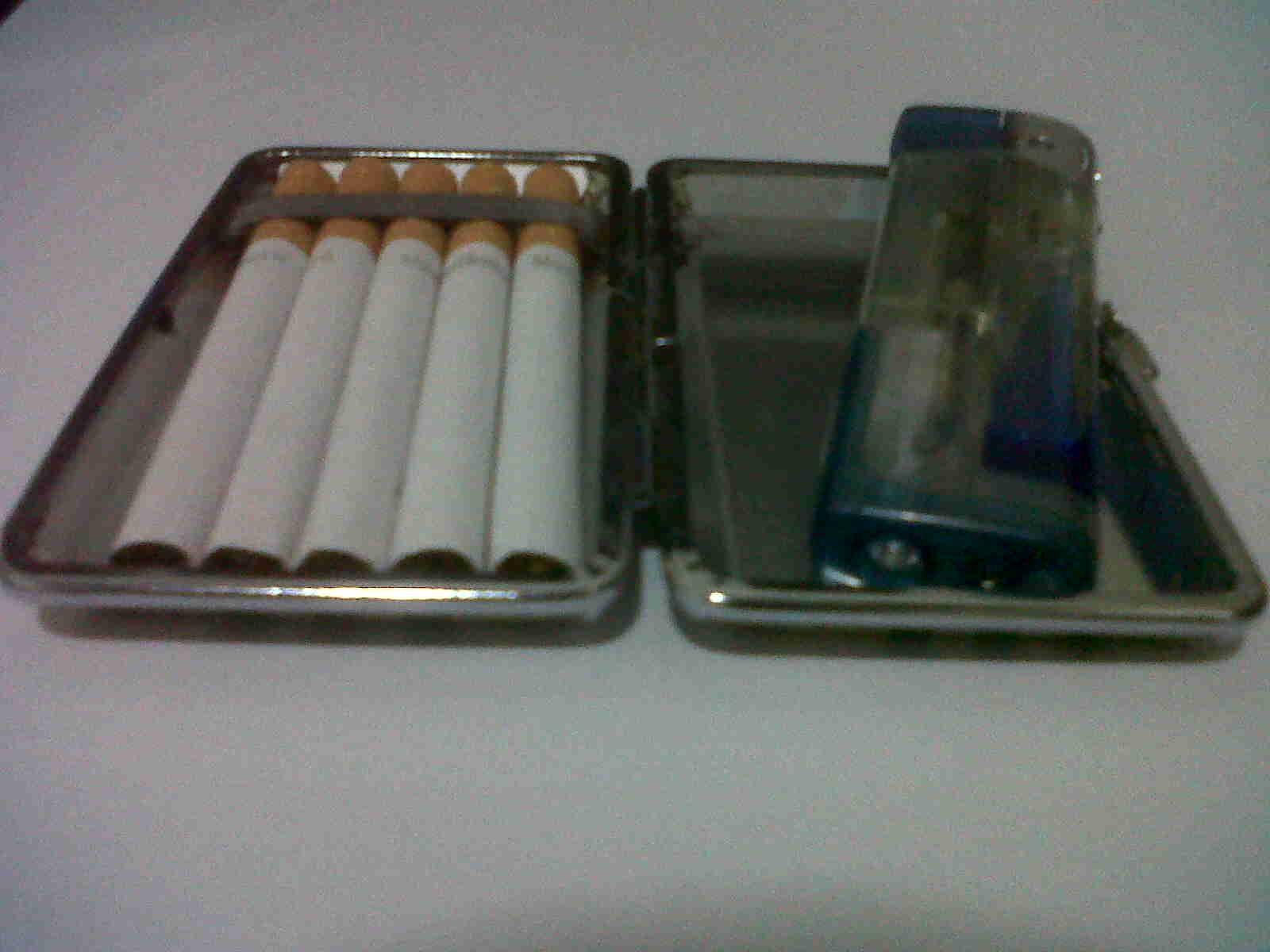 Cara Membakar Rokok