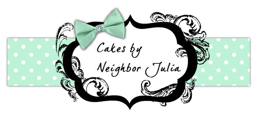 Cakes by Neighbor Julia