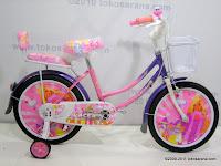 Sepeda Anak KASEA 1807W GIRL DOP