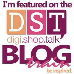 Digi Shop Talk February 2014 Blog Train is Here!