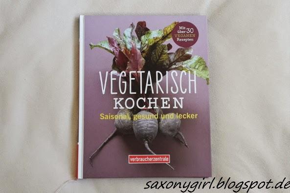 Saxony Girl: Rezension: Vegetarisch Kochen - Saisonal, gesund und ...