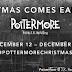 Novas atualizações natalinas no Pottermore estão por vir