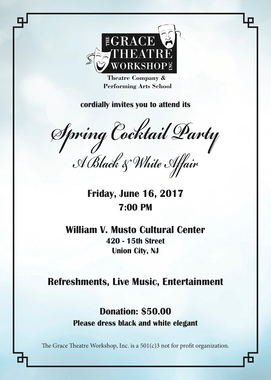 Spring Cocktail Party