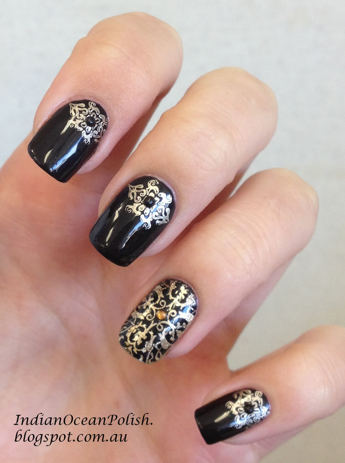 printable nail art designs