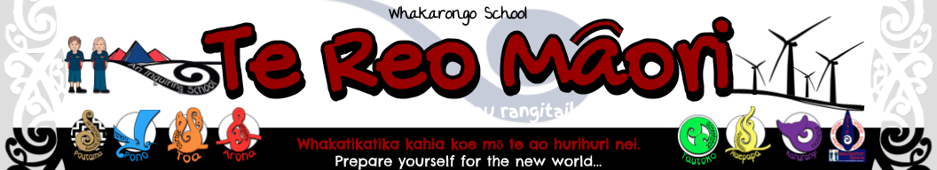 Te Reo Māori @ WS