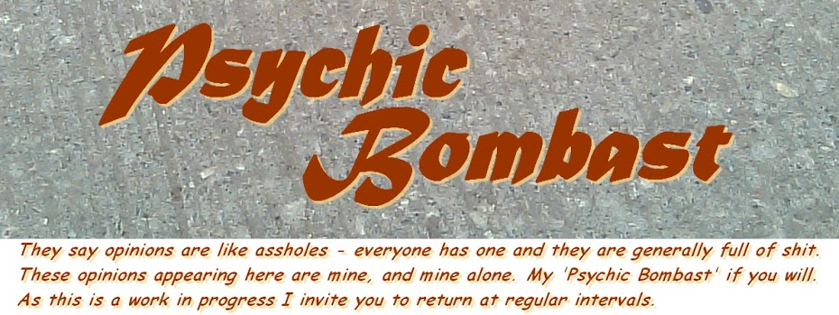 Psychic Bombast