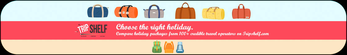 Compare Holiday Packages on Tripshelf.com