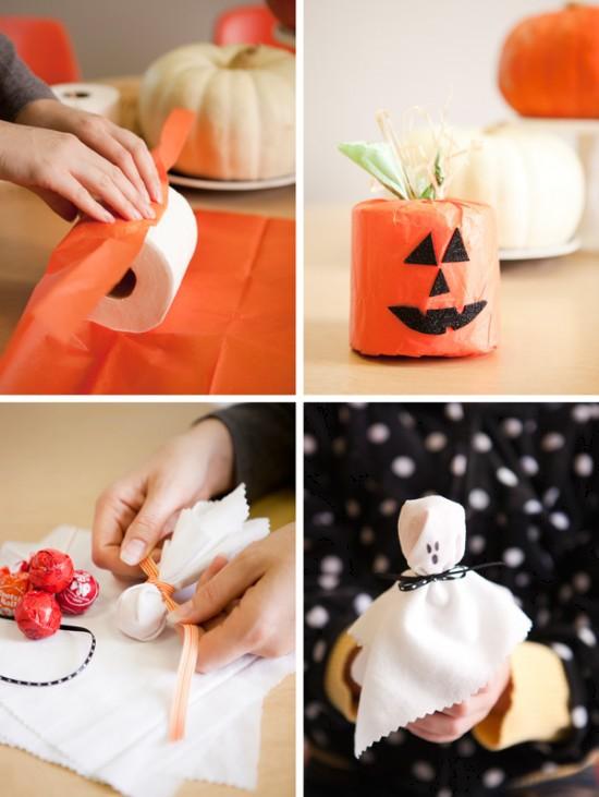 Excepcional De Colher Pra Colher: Ideias para Decoração do Halloween/ Dia das  YB08