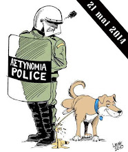 LOUKANIKOS, chien → révolutionnaire ←