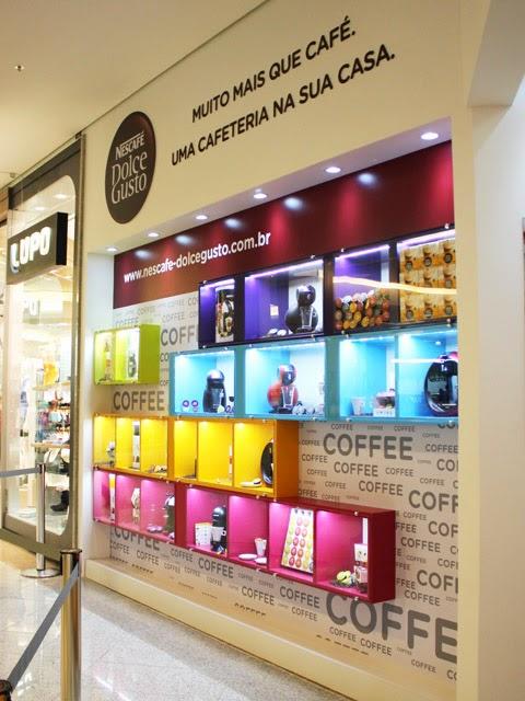 nescaf dolce gusto inaugura primeira loja conceito no brasil pitacodechef. Black Bedroom Furniture Sets. Home Design Ideas