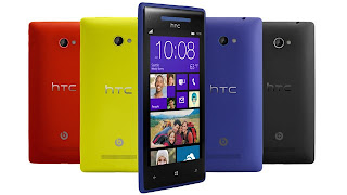 HTC 8X ominaisuudet