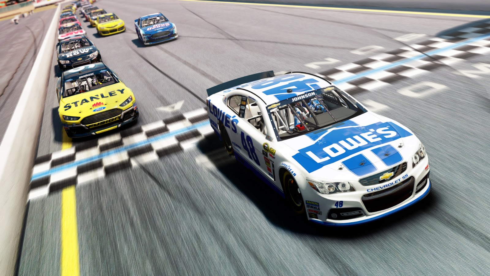 Download Nascar : 2014 For PC Full Version | Ifan Blog