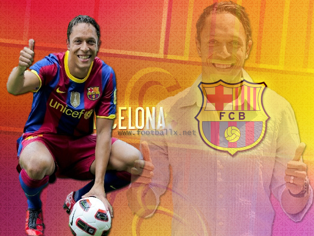 Adriano Correia Wallpaper - Fc Barcelona Wallpapers picture wallpaper image
