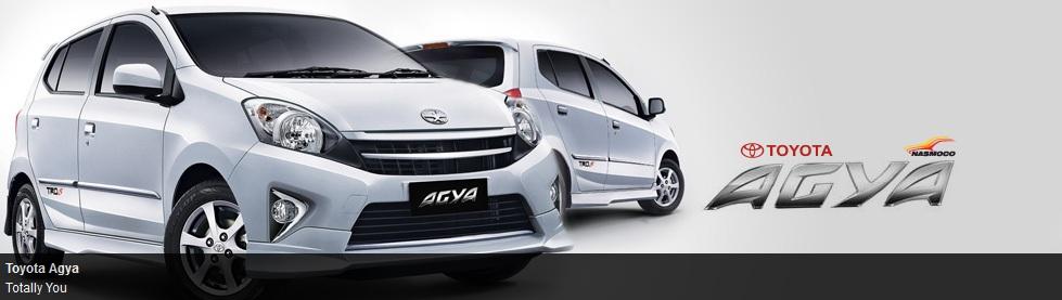 Toyota Agya Toyota Solo Baru