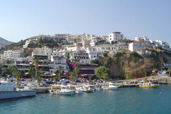 South Crete A Tropical Paradise In Greece Agia Galini