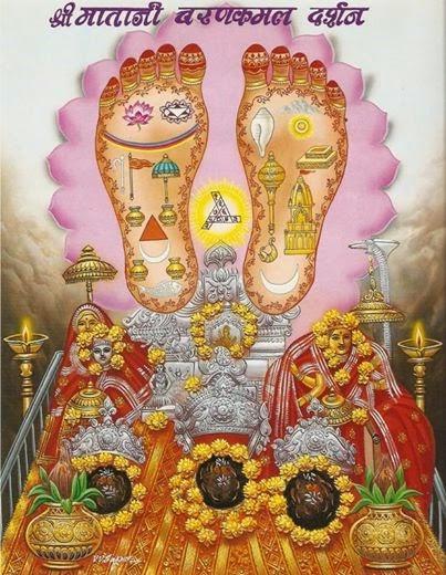 The World Of Bhajan And Gurbani Prem Se Bolo Jai Mata Di Wallpaper