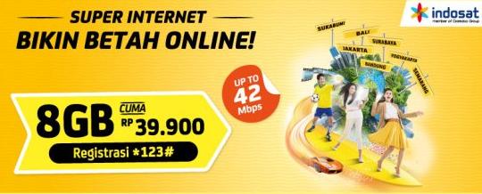 Cara Cek Kuota Internet Im3 Indosat yang Tersisa