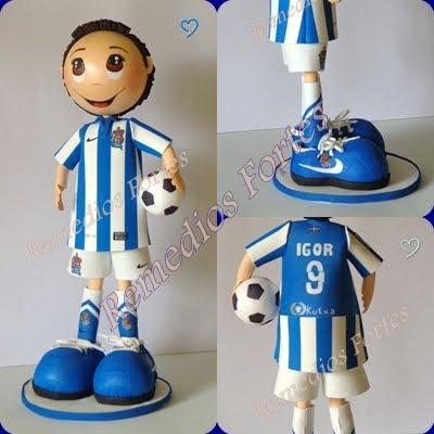 Igor, futbolista Real Sociedad