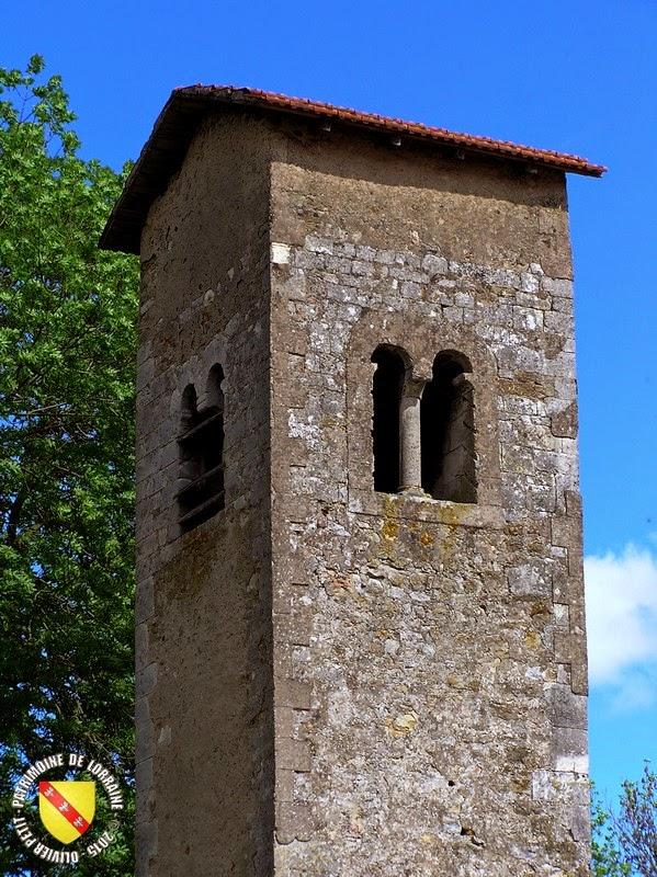 VILLE-AU-VAL (54) - Chapelle de l'Exaltation de la Sainte-Croix