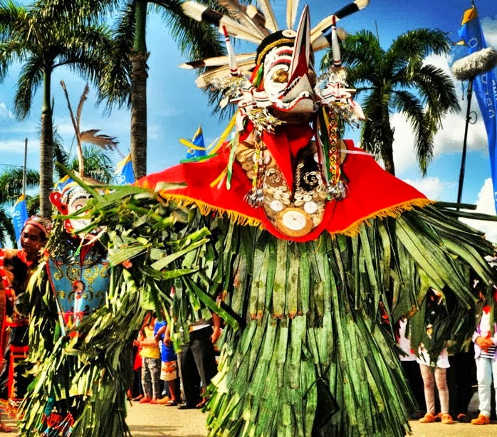 Cultural festivals and folk festival Kutai